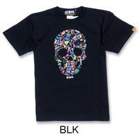 【50%OFF】フットボールスカル Tシャツ(G792-622)