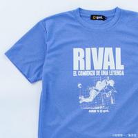 [キャプテン翼コラボ]ドライシャツ<RIVAL>(G992-730)