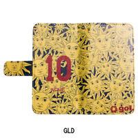 セミオーダースマホケース(GLD G686-469)