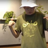 Tシャツ<GALO>(G192-798)