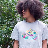 [大人&子供Tシャツ同時購入で10%OFF]Tシャツ<CASA>(G192-795)