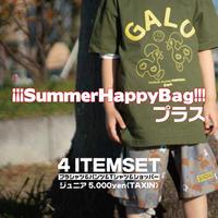 iiiSummer Happy Bag  プラス!!! 4ITEM SET<ジュニア>