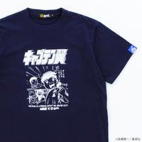 [キャプテン翼コラボ]Tシャツ<TOMODACHI>(G992-738)