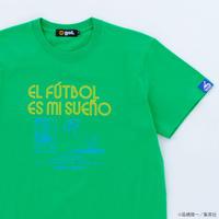 [キャプテン翼コラボ]Tシャツ<SUEÑO>(G992-737)