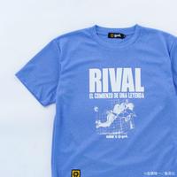 [キャプテン翼コラボ]Jr.ドライシャツ<RIVAL>(G992-730J)