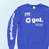 Jr.スウェットシャツ<LOGOS> (G993-746J)
