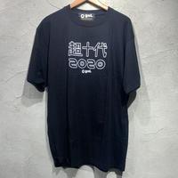 🉐サンプルセール🉐超十代Tシャツ  BLK  ×  L  (298)