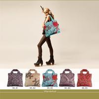 エンビロサックス[ENVIROSAX] ブランドエコバッグ Eco-friendly bag 【ワンダーラスト[WANDERLUST]】