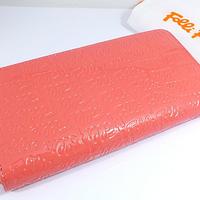 フォリフォリ FOLLIFOLLIE ラウンドファスナー 長財布 WA0L024SP-PK ピンク