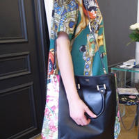【SWASH】 Leather Tote