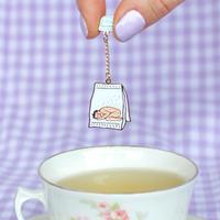 DETOX HERBAL TEA ピンブローチ from Paris