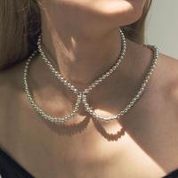 【Saskia Diez】Liquid Necklace