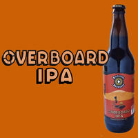 OVER BOARD  IPA  (650ml)
