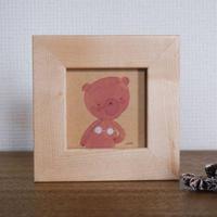 Bear bra (原画)