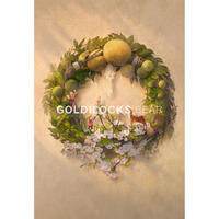 POST CARD SET (Wreath)