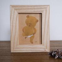 Bear brief (原画)