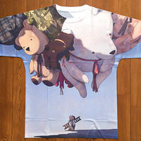 Floating Bears (Full Graphic Tshirt)