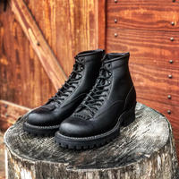 WHITE'S / SMOKE JUMPER OILED BLACK