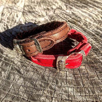 DEER HORN SMITHS / EZODEER LEATHER BRACELET(S)