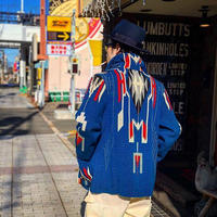 Earth Spirit ORIGINAL / CHIMAYORUG JACKET(30's vintagerug)