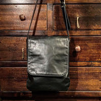 LanglitzLeathers /( Lining付き)Small Adjust Flap Postal Pouch