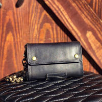 BACKDROP Leathers / MIDDLE BILL WALLET