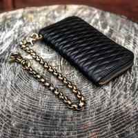 BACK DROP Leathers / WALLET CHAIN