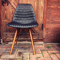BACKDROP Leathers / SHELL CHAIR