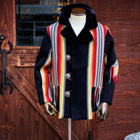 EarthSpirit original / CHIMAYO RUG JACKET(30's vintagerug)