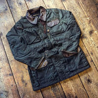 BiburyCourt / Waxedcotton fieldjacket