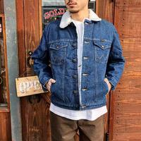Wlangler / DENIM JKT (ボア付き)