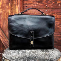 CORONADOLEATHER / CHROMEXCEL BRIEF CASE