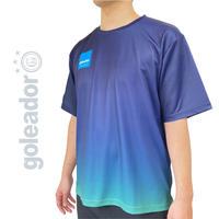 グラデーション ビック スタイル プラクティス Tシャツ GD-046