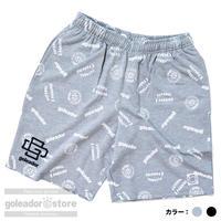 GDミニ裏毛  ハーフパンツ GD-044