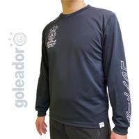 限定 [ジュニア]    カタカナ ロゴ プラクティス  ロングTシャツ     OM-255