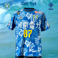 [Lサイズ]【先行予約/受注生産・GK1st・選手番号選択モデル】 21/22シーズン SBFCオーセンティックユニフォーム  sbfc-1001-33