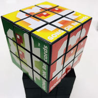 GONGON Records  LOGO CUBE