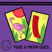 FOOL A MEAN GOES.4曲入りミニアルバムCD「ROB☆STAR」(送料込み)