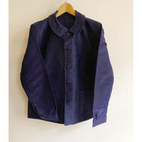 "50's ""Mont Kemmel"" Ink Blue Moleskin Coverall Dead Stock"