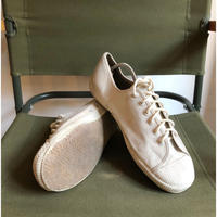 "70's Royal Army PT Shoes Made from ""Bata"" Made in England"