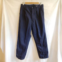 "40's Metis (Cotton/Linen) Work Pants Dead Stock (One Wash) ""Non Label"""