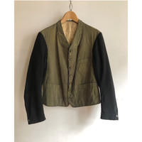20's〜30's French Hotelman Gilet Jacket
