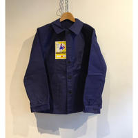 50's  Ink Blue Moleskin Coverall ペーパータグ付き Dead Stock