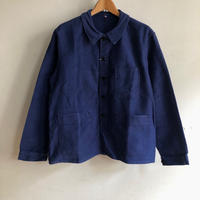 "50's Ink Blue Moleskin Coverall Made by ""Adolphe Lafonte"""