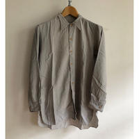 30's Grey Plain Farmers Shirt