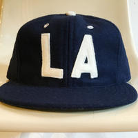 Ebbets Field Flannels LOS ANGELES ANGELS Base Ball Cap