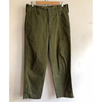 60's Royal Army Overall Trousers (KD Trousers)