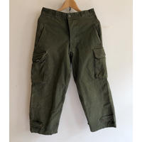 "60's French Army M47 Field Trousers ""11"""