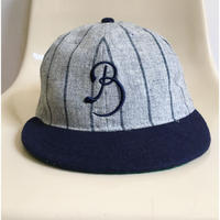 "Cooperstown ""Brooklyn Tip 1915"" Short Visor Baseball Cap"