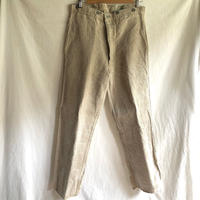 1912's (Pre WW1) French Military Bourgeron Pants